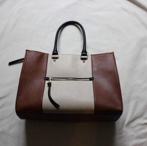 Merona Faux Leather Tote